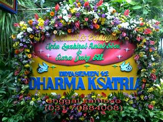 bunga papan ucapan untuk wedding,pernikahan