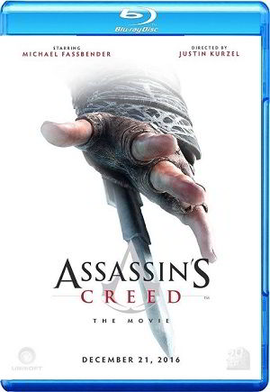 Assassins Creed 2016 Dual Audio ORG Hindi 720p BluRay 900MB
