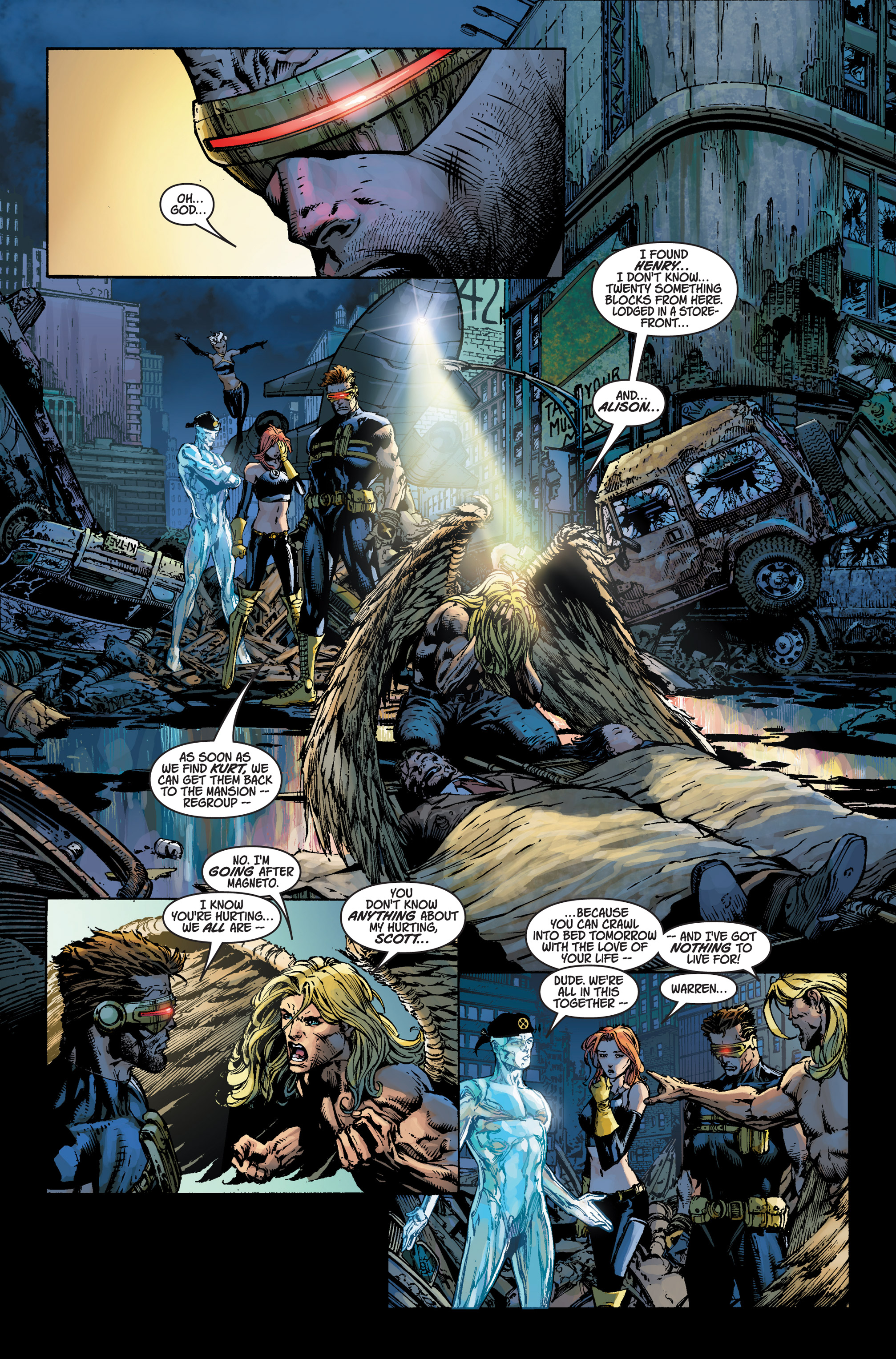 Read online Ultimatum comic -  Issue # _TPB - 59