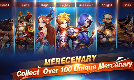 brave fighter frontier apk