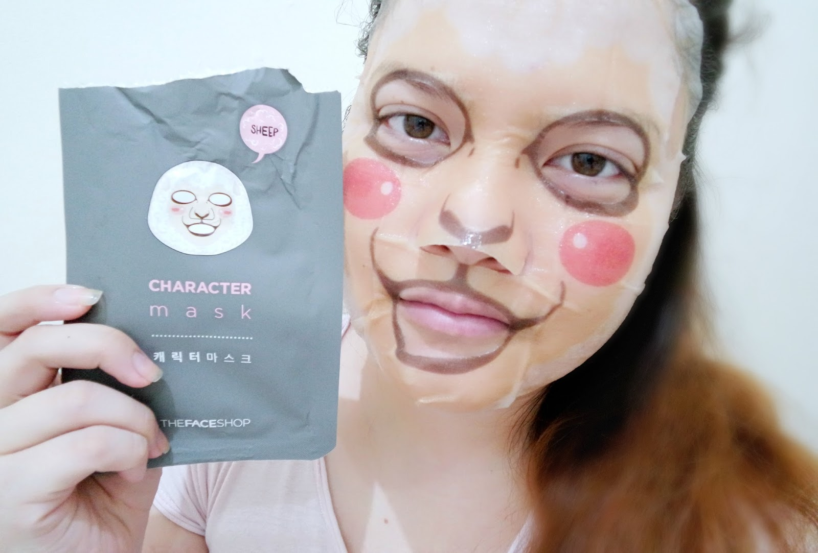 sheep character mask review