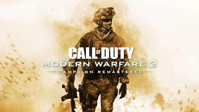 Call of Duty Modern Warfare 2 Remastered İndir