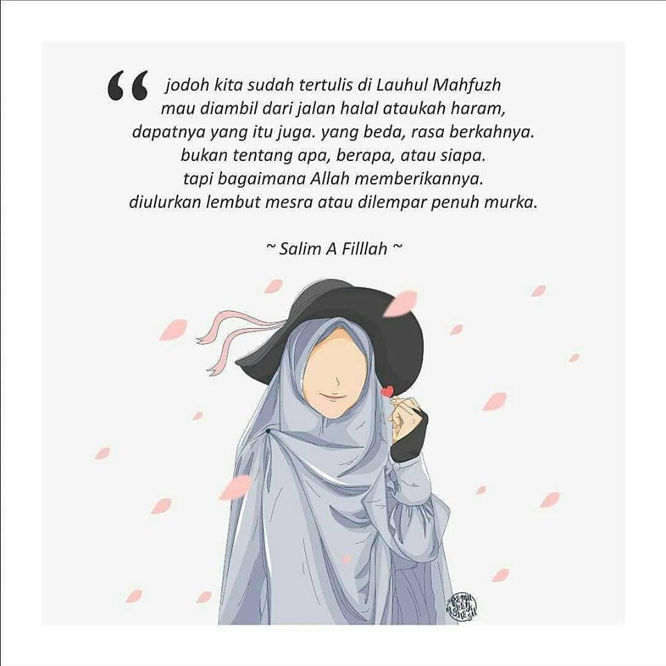 Gambar Kartun Muslimah Gendut Gambar Kartun