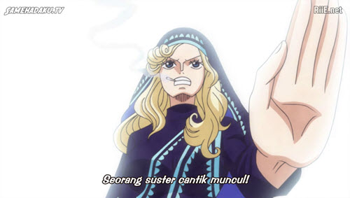 One Piece Episode 836 Subtitle Indonesia