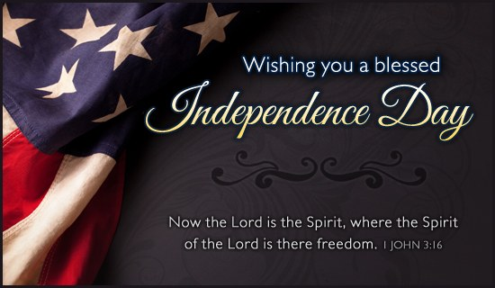 July 4th Independence Day US 2017 Poems, Prayers, Worship, Songs, Promise And National Anthem