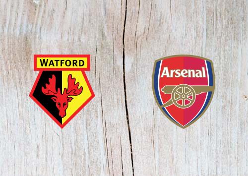 Watford vs Arsenal Full Match & Highlights 15 April 2019