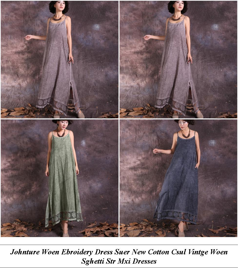 Teal And Grey Dress - Summer Clothing Sale Online - Clothing Store Forever