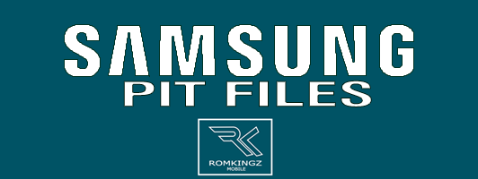 RomKingz: Download Samsung PIT files