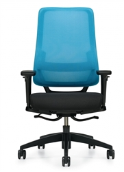 Global Sora weight sensing office chair