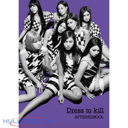 AFTER SCHOOL – Dress To Kill (Japanese) (ITUNES PLUS AAC M4A)