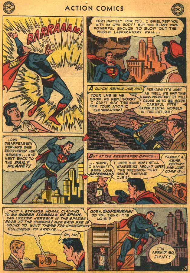 Read online Action Comics (1938) comic -  Issue #198 - 11