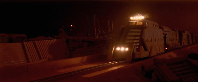 Martian train - Image from Ghosts of Mars movie