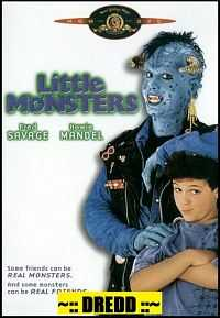 Little Monsters (1989)Full Free {Dual Audio} Hindi - English 300mb