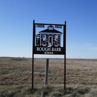 Goodwater, school, sign, Saskatchewan, Halbrite, Torquay, historical