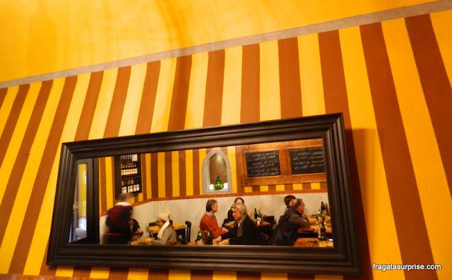 Restaurante em Florença: Baldovino