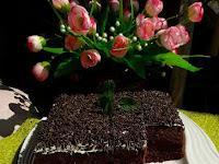Resep Cake Bolu Coklat Putih Telur