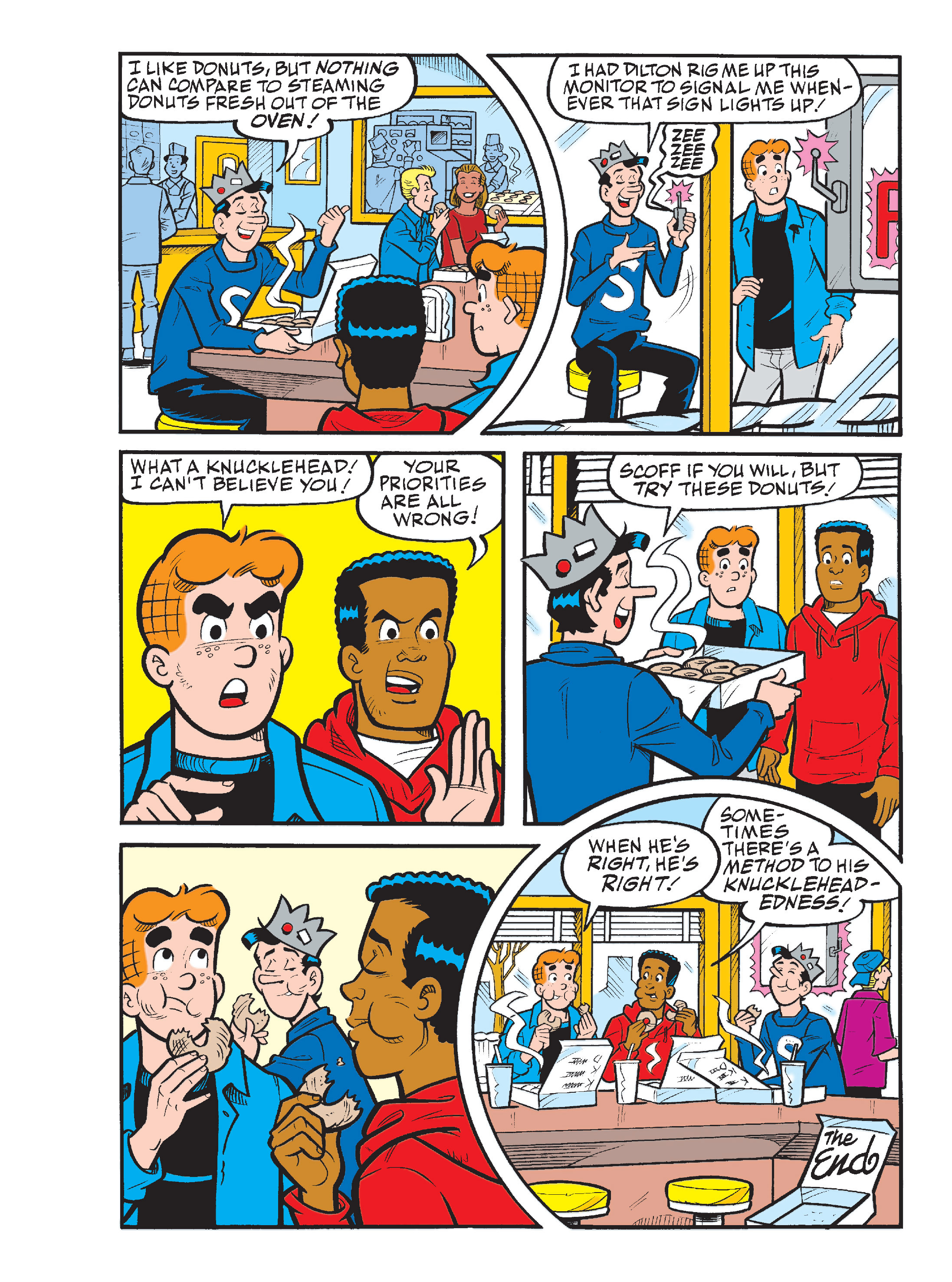 Read online Archie Giant Comics Collection comic -  Issue #Archie Giant Comics Collection TPB (Part 2) - 59