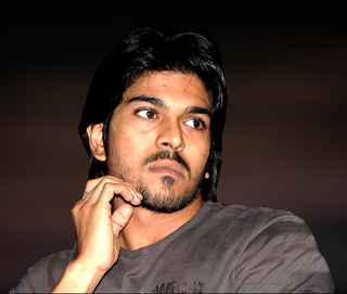 Ramcharan's Crazy Tweet