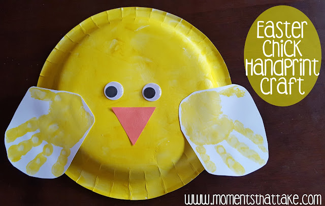 Easy Easter Crafts for Preschool