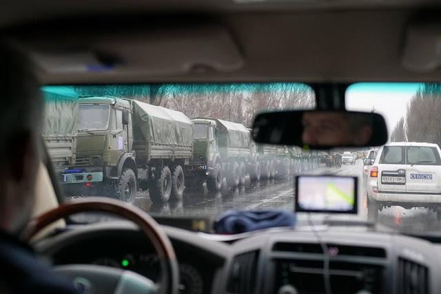 Донецк оккупировал Луганск.