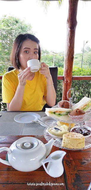 Hyeon's Travel Journal; English Tea House & Restaurant