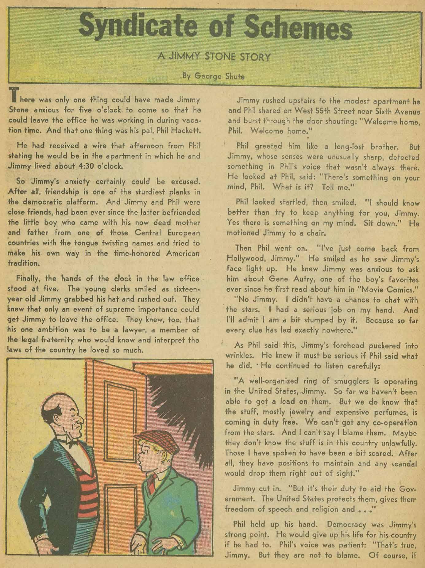 Read online All-American Comics (1939) comic -  Issue #8 - 56