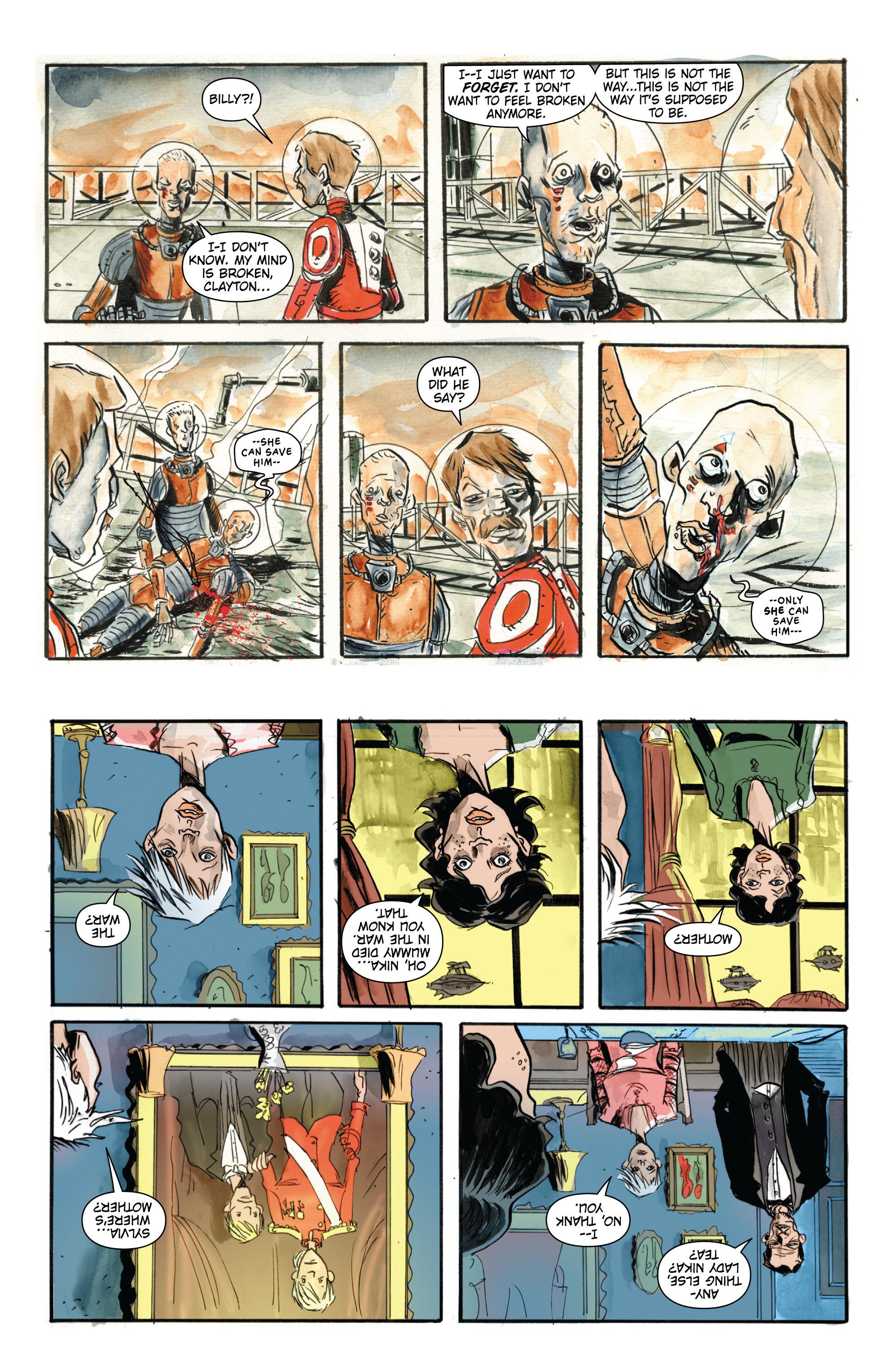 Read online Trillium comic -  Issue # TPB - 133
