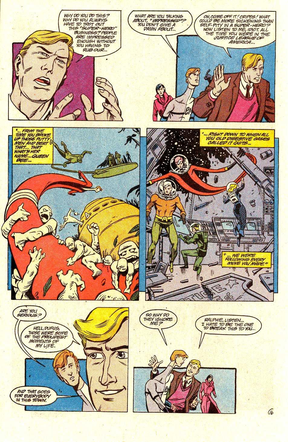 Read online Secret Origins (1986) comic -  Issue #30 - 18