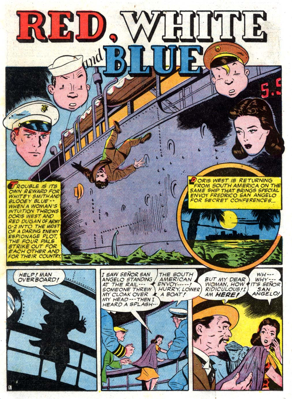 Read online All-American Comics (1939) comic -  Issue #53 - 40