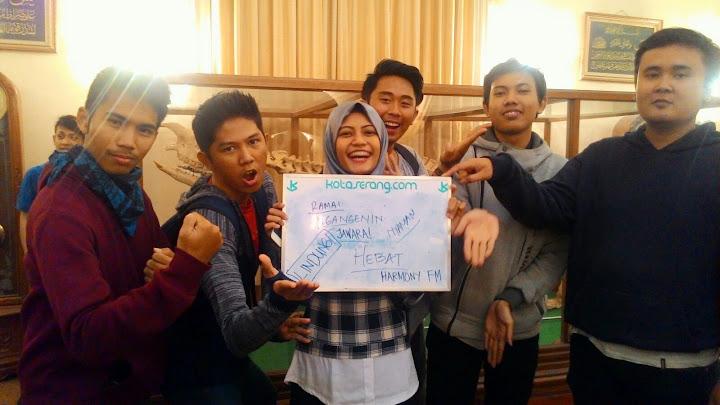 Gambar - PanTulKotaserang Versi Crew Harmony FM