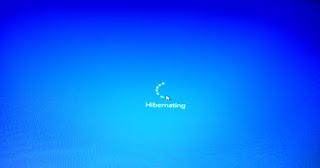 mengatasi hibernating di laptop windows 10