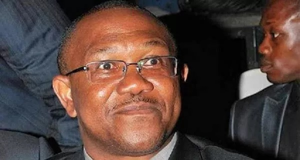 Anambra: No one can force me into exile – Peter Obi