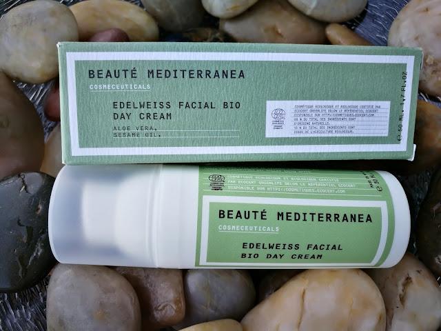 Edelweiss facial bio day cream