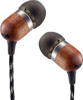 House of Marley Smile Jamaica In-Ear Headphone with Mic - Midnight