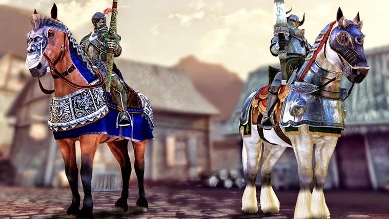 Rival Knights MOD APK Terbaru (Unlimited Money)  screenshot