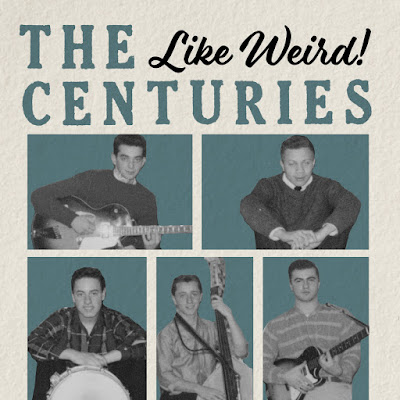 Like Weird ! (1961 - 1964 singles) - The Centuries (aka Tommy Falcone & The Centuries)