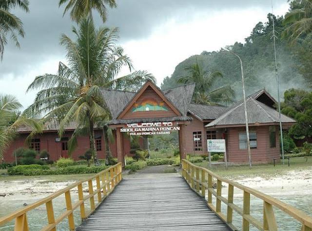 Pulau Poncan Gadang
