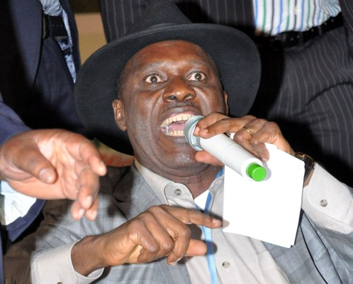 orubebe charged by code of bureau conduct