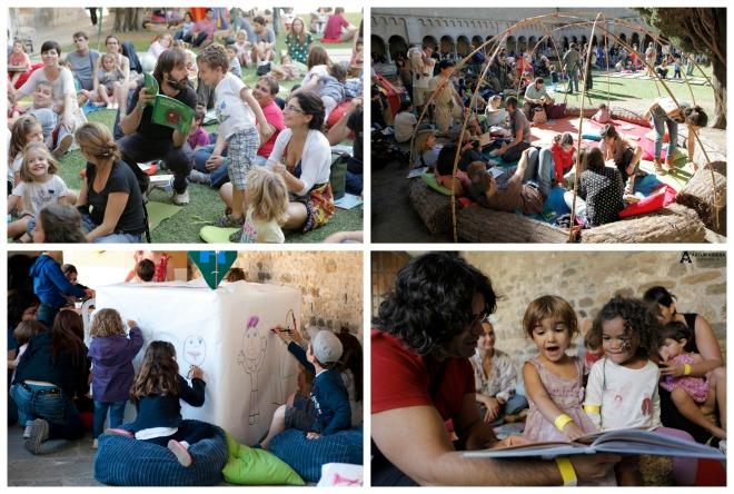 fotos festival Petits Grans Llibres, sant cugat vallés