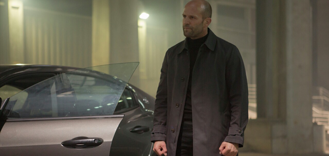 Deckard Shaw (Jason Statham), în Furious 7