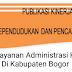 Disdukcapil Kabupaten Bogor Lakukan Percepatan Pelayanan Administrasi Kependudukan
