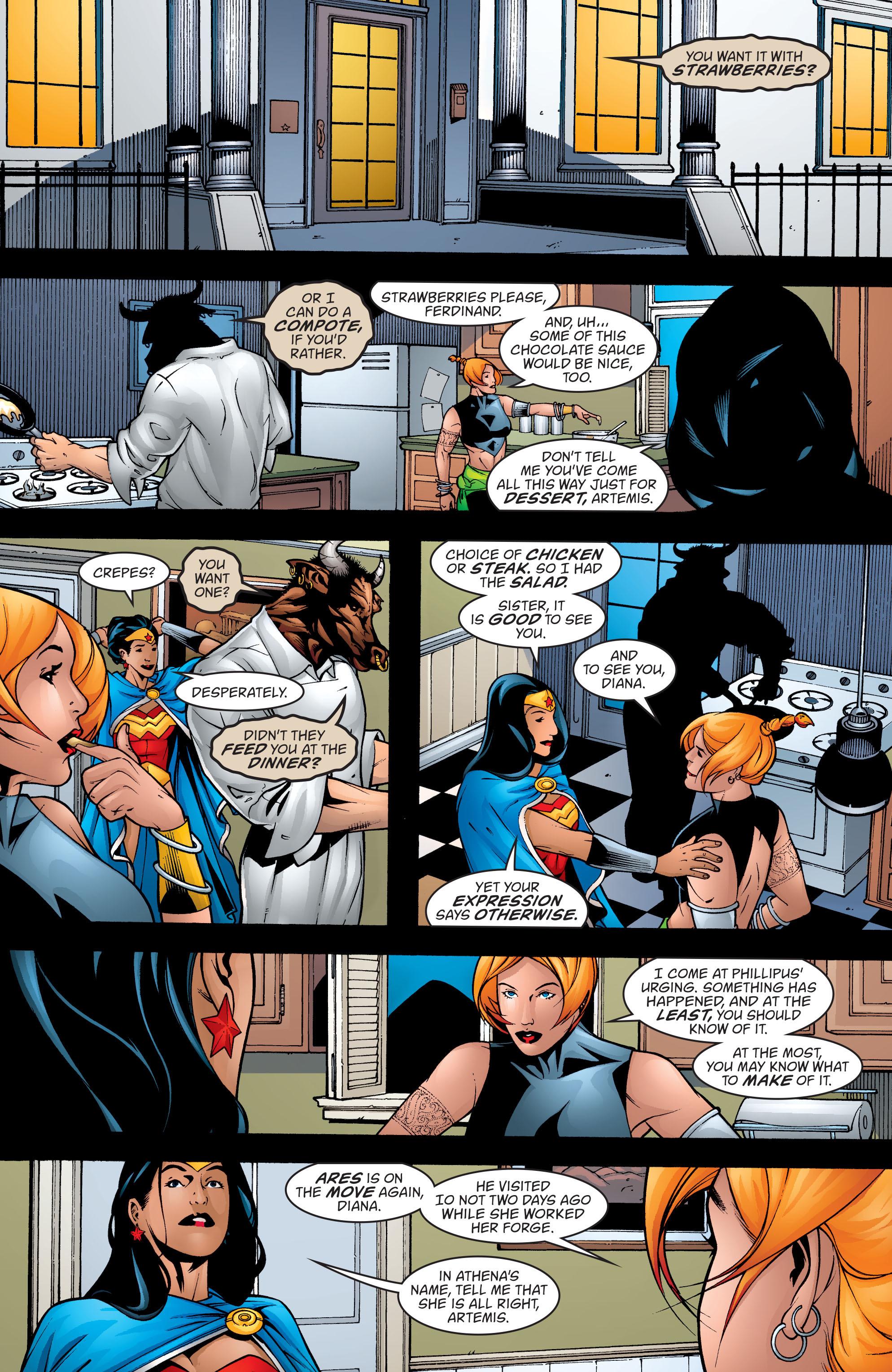Read online Wonder Woman (1987) comic -  Issue #198 - 19