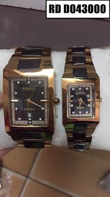 đồng hồ cặp đôi Rado RD D043000