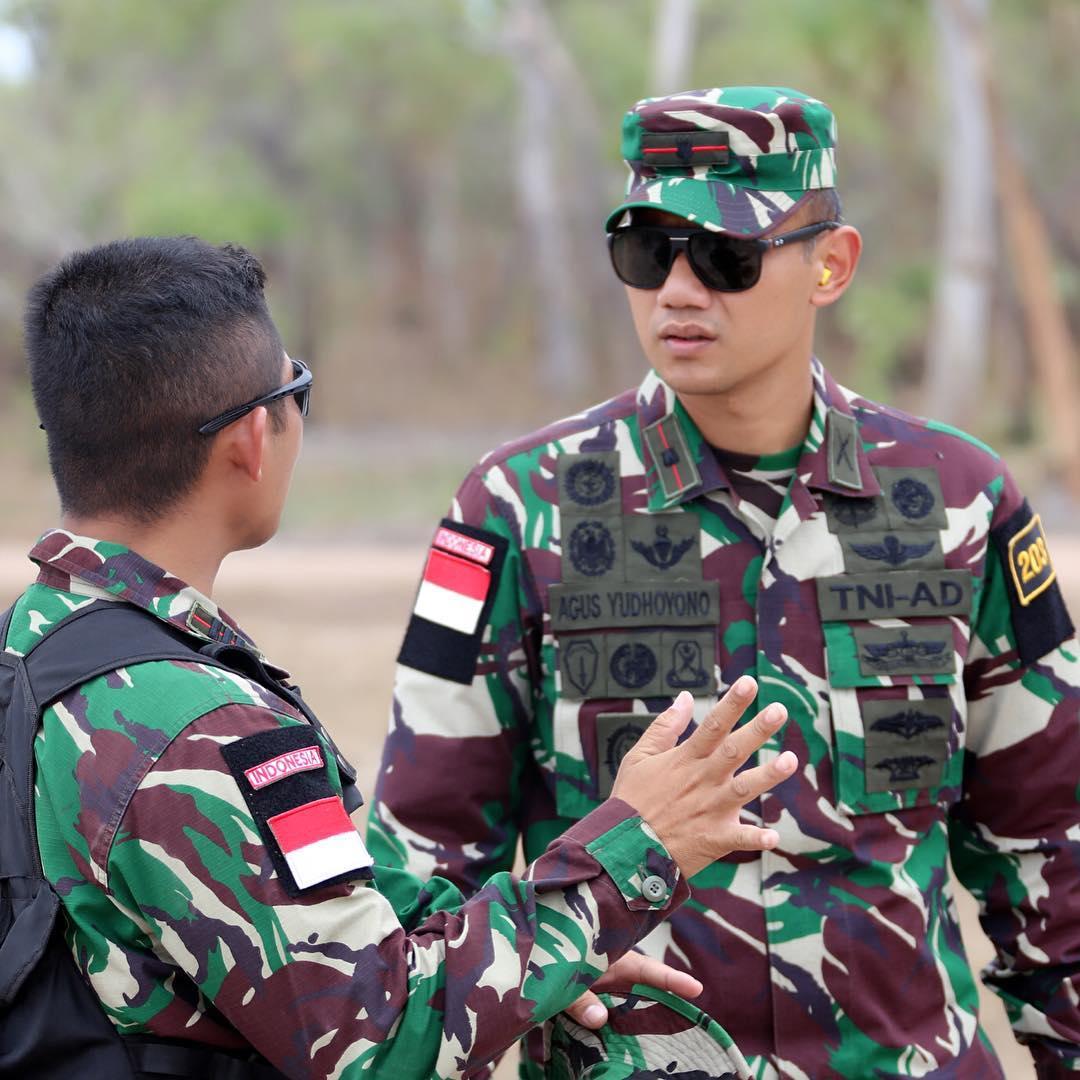 Inilah 5 Potret Gagah Agus Yudhoyono Saat Masih Berseragam ...
