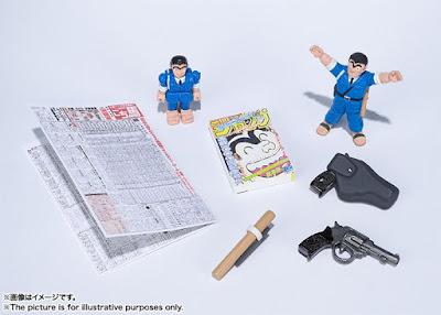 "Figuras: Abiero pre-order de Ryotsu Kankichi de ""Kochikame"" - Tamashii Nations"