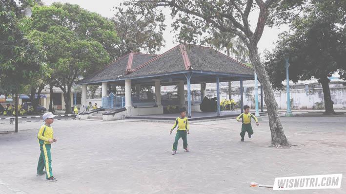 Walking Tour Kampung Kauman bersama Lakulampah Solo