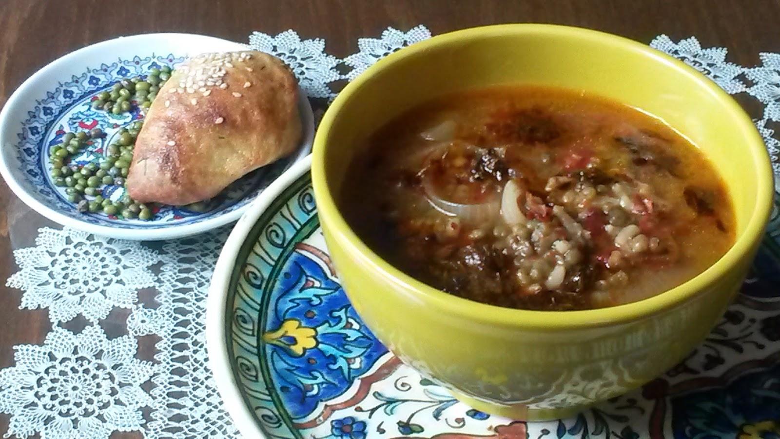 Maş Çorbası Tarifi