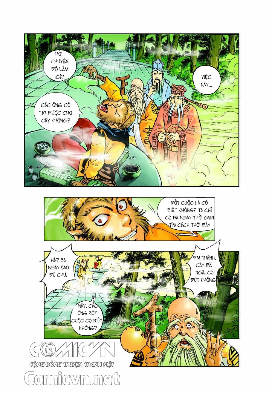 Tây Du Ký màu - Chapter 51 - Pic 4