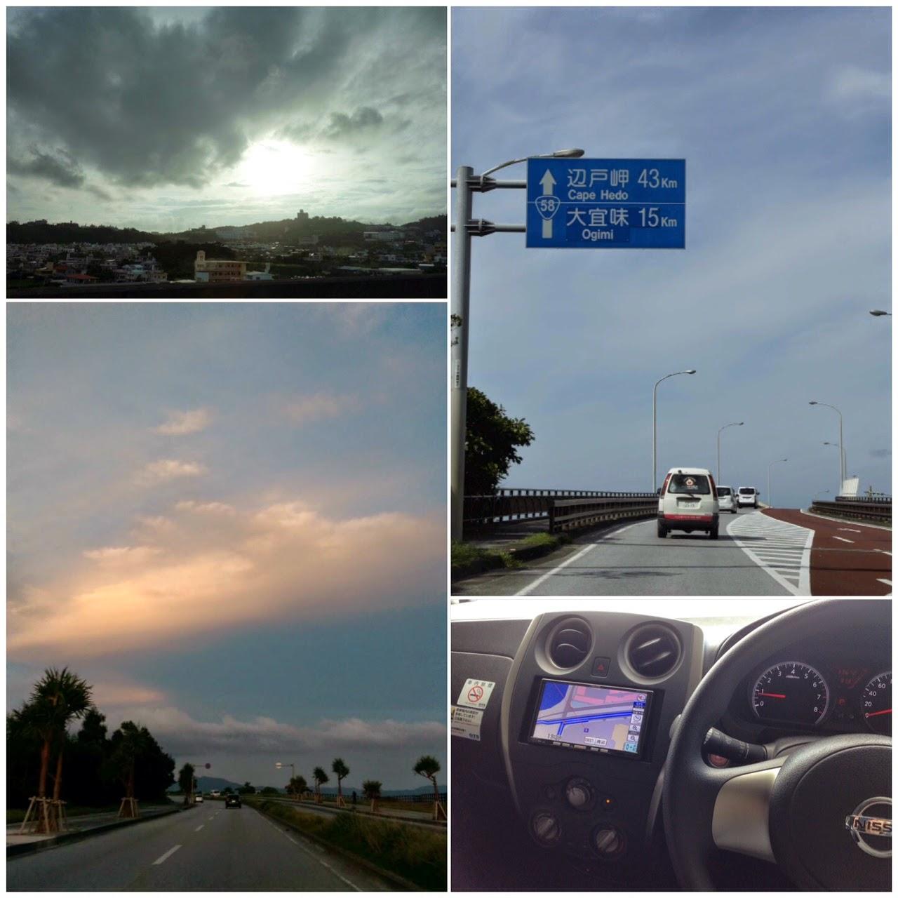 gladysliu: 沖繩自駕遊2014 Monterey Vacation(02)~OTS租車篇,租Pocket Wi-Fi篇