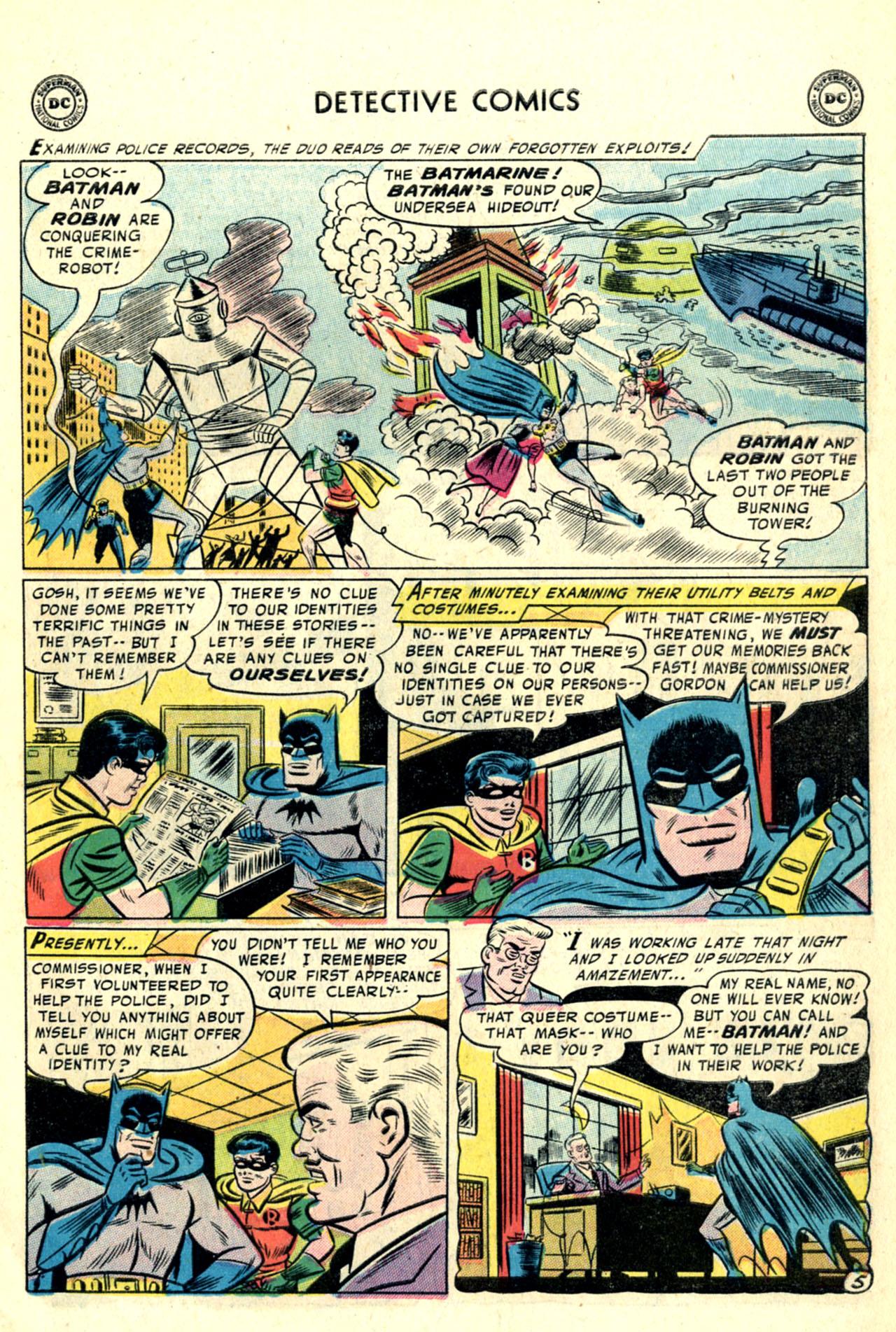 Detective Comics (1937) 234 Page 6